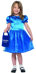 Matilda Costume 3-4 Years